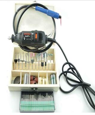 Dremel Multi Pro.Многофункциональная электрическая дрель. Гравировка,бурение, шлифование,полировка,может работать как гравировальный станок.