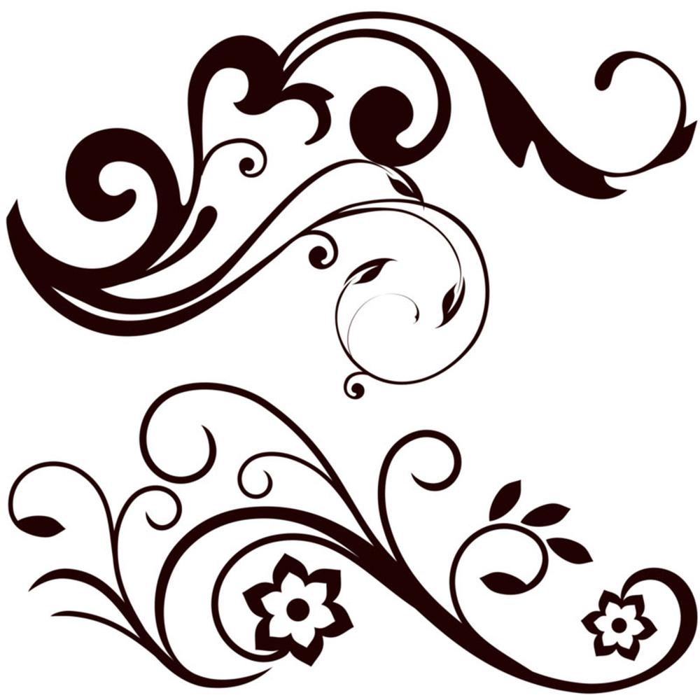 Коллекция ритуальных орнаментов и клипартов для плотерной резки. Видеообучение на DVD.