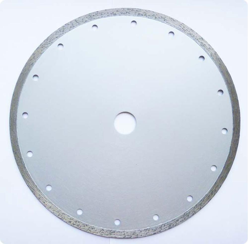 Алмазный круг отрезной  по твёрдому граниту и мрамору с водяным охлаждением d=230мм