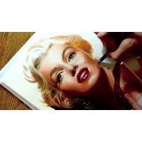 """Как профессионально раскрасить портрет на камне"""".Видеообучение на диске DVD"""
