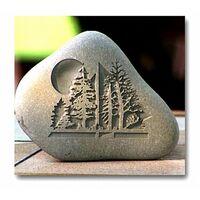 """""""Техника рельефного пескоструения"""" (обучение технике глубокого рисунка на камне с помощью пескоструя).Видеообучение на диске DVD"""